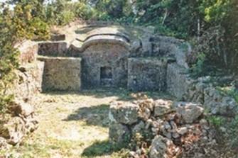 Ryukuan tomb